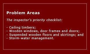 Inspectahome inspection checklist